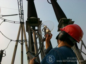 SDT270 Application in HuBei power station