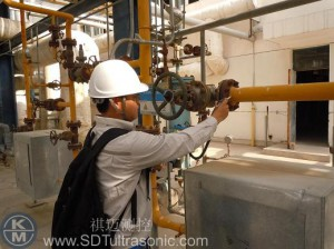 SDT270 Application in sinopec keramy